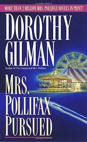 Cover art for MRS. POLLIFAX PURSUED