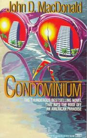 Cover art for CONDOMINIUM