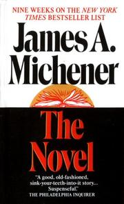 Cover art for THE NOVEL