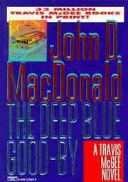 THE DEEP BLUE GOOD-BY by John D. MacDonald