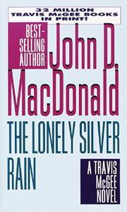 LONELY SILVER RAIN by John D. MacDonald