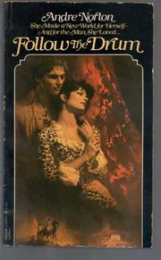 FOLLOW THE DRUM by Andre Norton