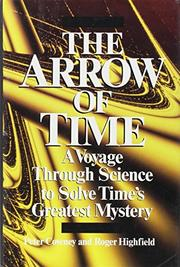 Cover art for THE ARROW OF TIME