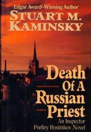 DEATH OF A RUSSIAN PRIEST by Stuart M. Kaminsky