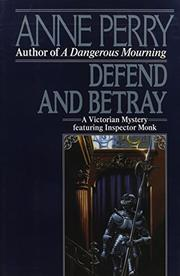 Cover art for DEFEND AND BETRAY
