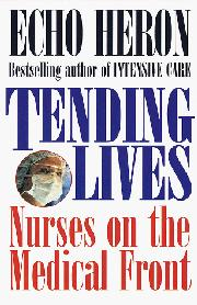 Cover art for TENDING LIVES
