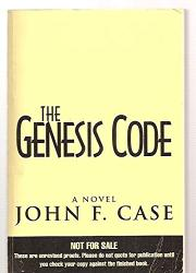 Cover art for THE GENESIS CODE
