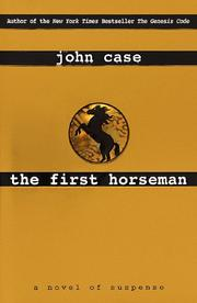 Cover art for THE FIRST HORSEMAN