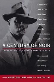 Cover art for A CENTURY OF NOIR