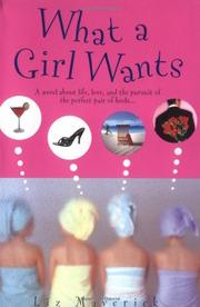 Book Cover for WHAT A GIRL WANTS