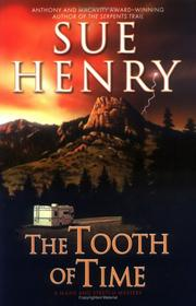 Cover art for THE TOOTH OF TIME
