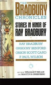 THE BRADBURY CHRONICLES by William F. Nolan
