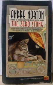 THE ZERO STONE by Andre Norton