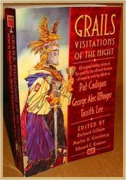 GRAILS by Richard Gilliam