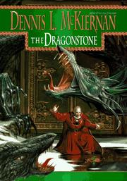 THE DRAGONSTONE by Dennis L. McKiernan