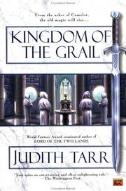 Book Cover for KINGDOM OF THE GRAIL