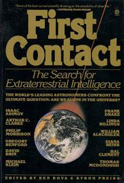 FIRST CONTACT by William R. Alschuler
