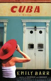 CUBA by Emily Barr