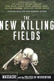 Cover art for THE NEW KILLING FIELDS