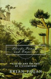 Book Cover for FLOODS, FAMINES, AND EMPERORS