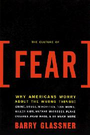 Cover art for THE CULTURE OF FEAR