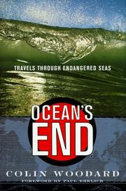 OCEAN'S END by Colin Woodard
