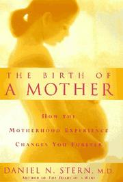 Cover art for THE BIRTH OF A MOTHER