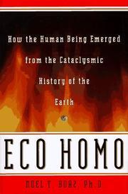 ECO HOMO by Noel T. Boaz