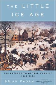 Cover art for THE LITTLE ICE AGE