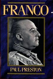 FRANCO by Paul Preston