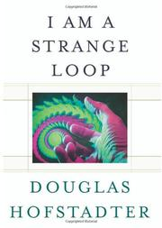 Cover art for I AM A STRANGE LOOP