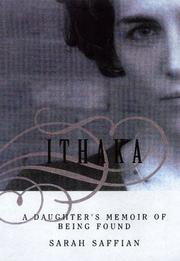Book Cover for ITHAKA