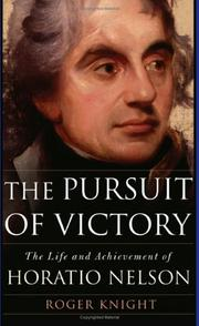 THE PURSUIT OF VICTORY by Roger Knight