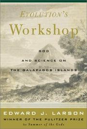 Book Cover for EVOLUTION'S WORKSHOP