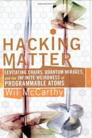 HACKING MATTER by Wil McCarthy