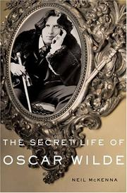 Cover art for THE SECRET LIFE OF OSCAR WILDE