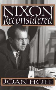 NIXON RECONSIDERED by Joan Hoff