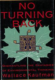 NO TURNING BACK by Wallace Kaufman
