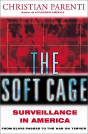 Book Cover for THE SOFT CAGE