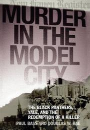 MURDER IN THE MODEL CITY by Doug Rae