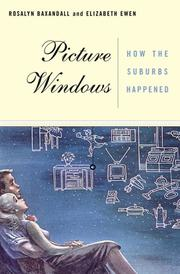 PICTURE WINDOWS by Rosalyn Baxandall