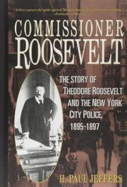 Cover art for COMMISSIONER ROOSEVELT