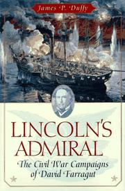 LINCOLN'S ADMIRAL by James P. Duffy