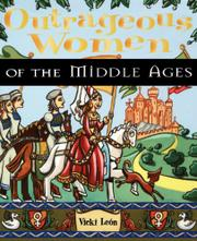 Cover art for OUTRAGEOUS WOMEN OF THE MIDDLE AGES