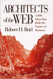 ARCHITECTS OF THE WEB by Robert Reid