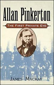 Cover art for ALLAN PINKERTON