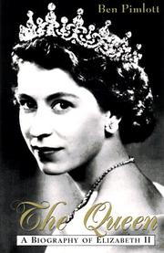 Book Cover for THE QUEEN
