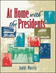 Cover art for AT HOME WITH THE PRESIDENTS