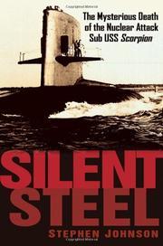 SILENT STEEL by Stephen Johnson