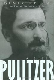 Cover art for PULITZER